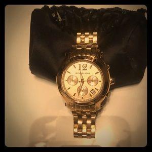 Michael Kors Women's Watch Gold